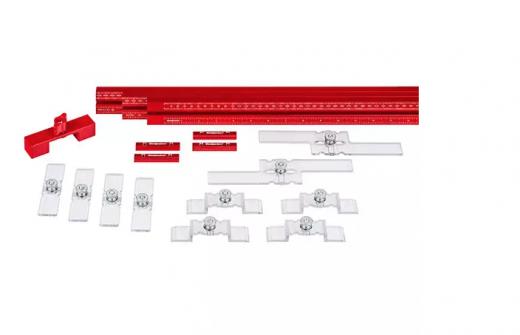 Notenpapier, Notenblätter 100 Seiten/50 Blatt - 2 x 10 Systeme auf A4 - 80g/m² - querformat