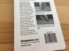 Story Stick Caliper Arms  Inhalt: 1x Set (Schrauben und 2 Caliper Arms) - Woodpeckers