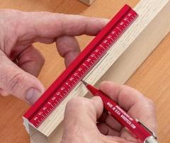 MFT Square - OneTIME Tool® - Woodpeckers (passend für den Festool MFT) www.metholz.de