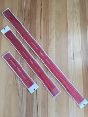 SSPro-96 Woodpeckers Story Stick Pro 2400mm/ 240cm (XXL Komplettpaket) einfache Messungen über die komplette Länge