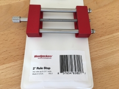 Rule Stop-2 RS-2 von Woodpeckers RS2 Anschlag/Markierungshilfe für Lineal/TS 600